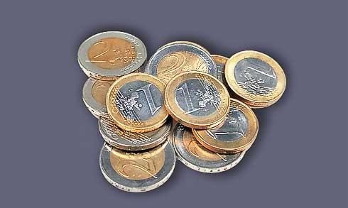 Münzentrick Münze Verschwindet Zauber Tricks