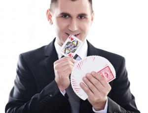 Interview mit dem Magier Philipp Kainz